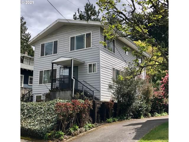 5920 NE Everett St, Portland, OR 97213 (MLS #21032478) :: RE/MAX Integrity