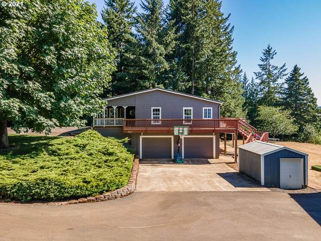 40920 Skyline Rd, Sweet Home, OR 97386 (MLS #21032704) :: McKillion Real Estate Group
