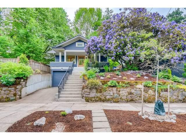 3914 SE Ash St, Portland, OR 97214 (MLS #21032946) :: Townsend Jarvis Group Real Estate