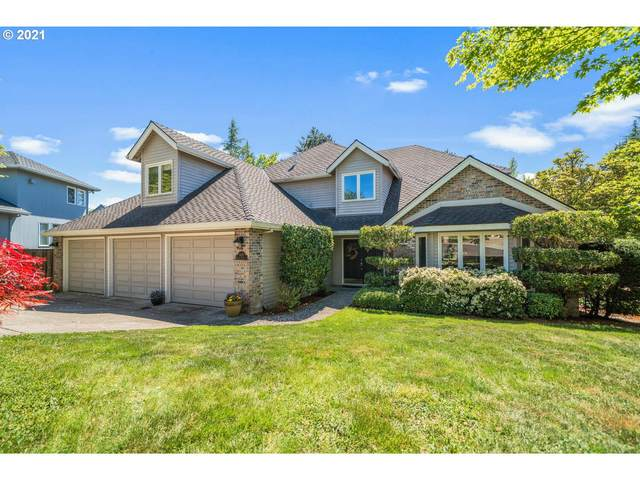 14175 Taylors Crest Ln, Lake Oswego, OR 97035 (MLS #21032963) :: Fox Real Estate Group