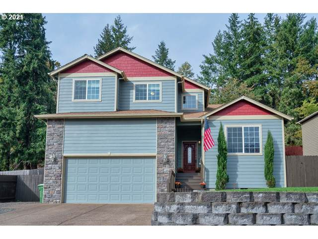 903 Sun Valley Ave, Silverton, OR 97381 (MLS #21033134) :: Windermere Crest Realty