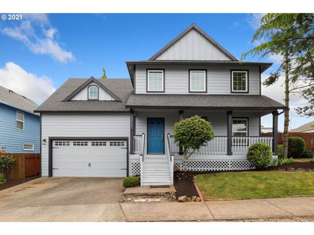 20038 Mossy Meadows Ave, Oregon City, OR 97045 (MLS #21033185) :: Fox Real Estate Group