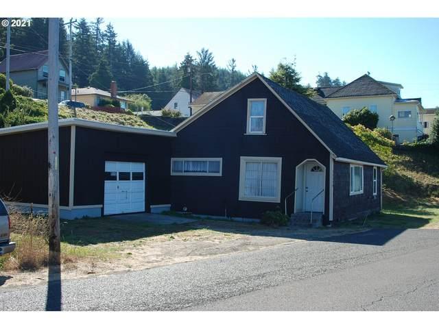 77379 Us Highway 101, Gardiner, OR 97441 (MLS #21033277) :: McKillion Real Estate Group