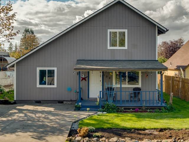 108 Ridings Ave, Molalla, OR 97038 (MLS #21033379) :: Lux Properties