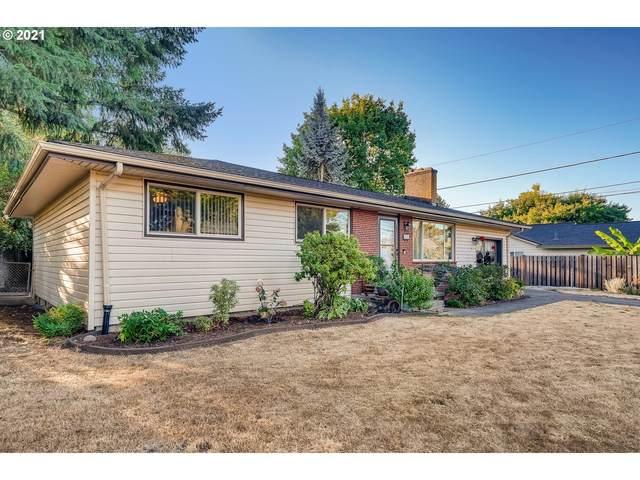 1029 SE 146TH Ave, Portland, OR 97233 (MLS #21033429) :: Keller Williams Portland Central