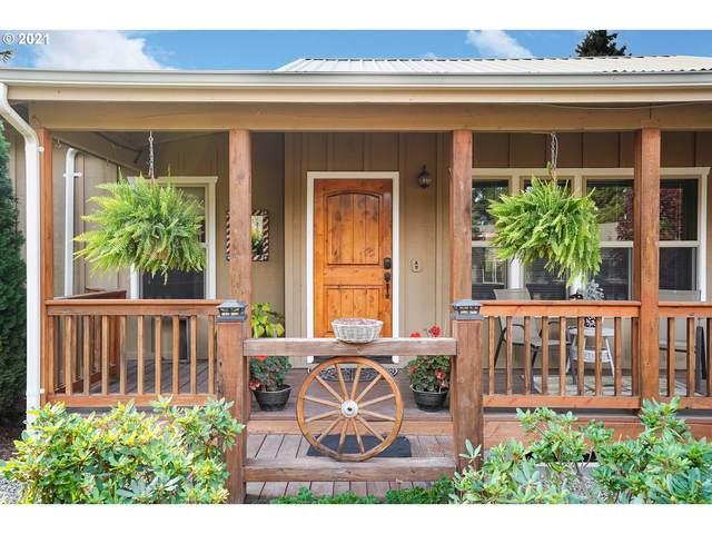 1894 Grape Loop, Sweet Home, OR 97386 (MLS #21033623) :: The Haas Real Estate Team