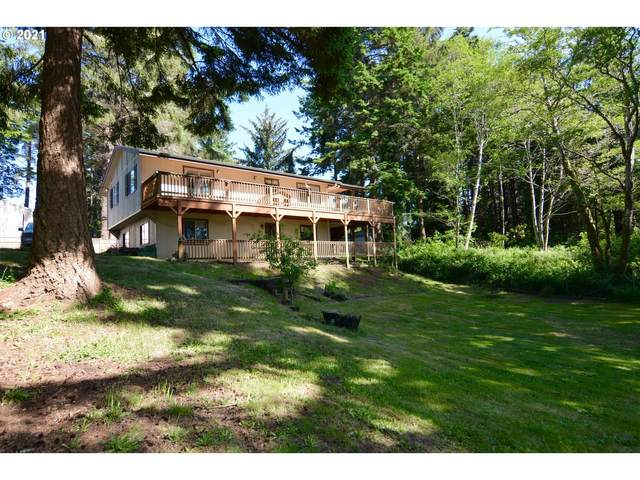 64472 Tomita Rd, Coos Bay, OR 97420 (MLS #21033744) :: The Pacific Group