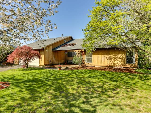 3875 NW 172ND Pl, Beaverton, OR 97006 (MLS #21034179) :: Premiere Property Group LLC