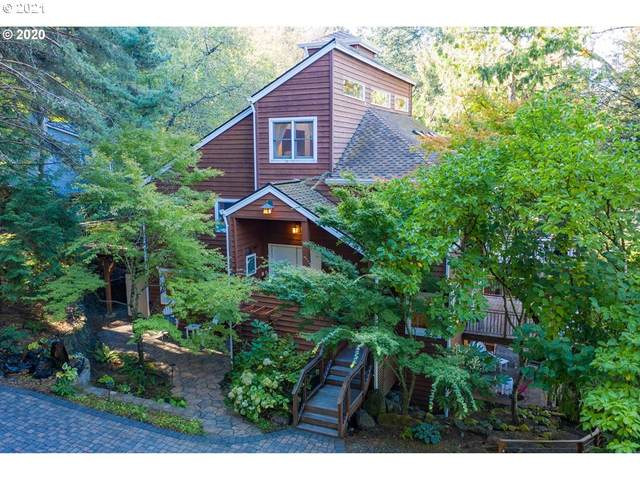 3703 SW Kanan Dr, Portland, OR 97221 (MLS #21034181) :: Townsend Jarvis Group Real Estate
