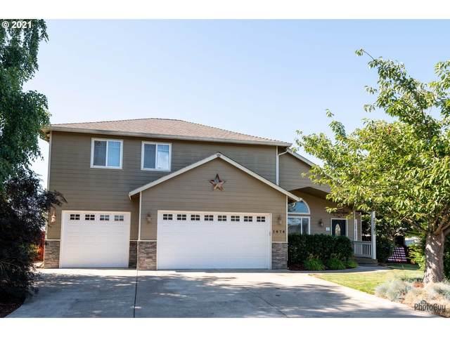 1076 Applegate Pl, Harrisburg, OR 97446 (MLS #21034217) :: The Haas Real Estate Team