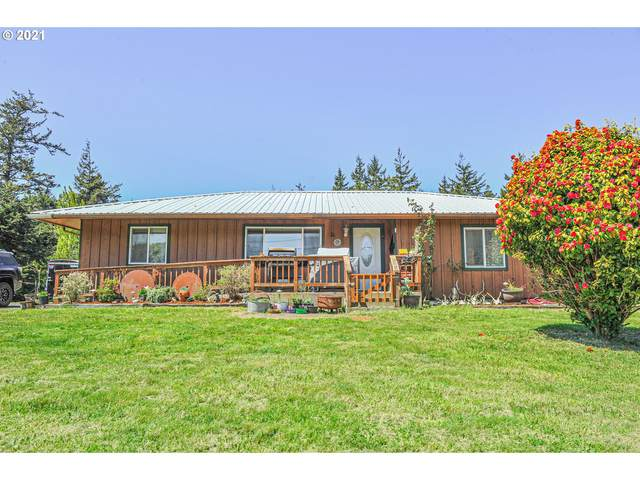 64652 Cammann Rd, Coos Bay, OR 97420 (MLS #21034243) :: Premiere Property Group LLC
