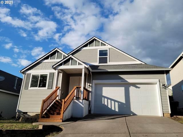 38859 Jerger St, Sandy, OR 97055 (MLS #21034253) :: Keller Williams Portland Central