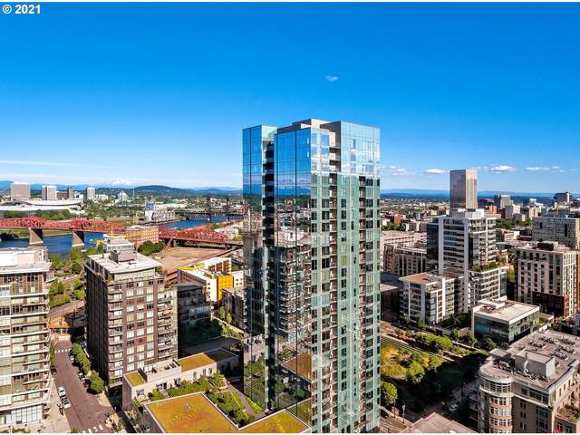 1075 NW Northrup St #2812, Portland, OR 97209 (MLS #21034282) :: Townsend Jarvis Group Real Estate