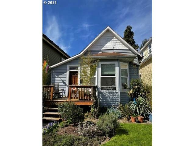 3521 NE 8TH Ave, Portland, OR 97212 (MLS #21034735) :: Next Home Realty Connection