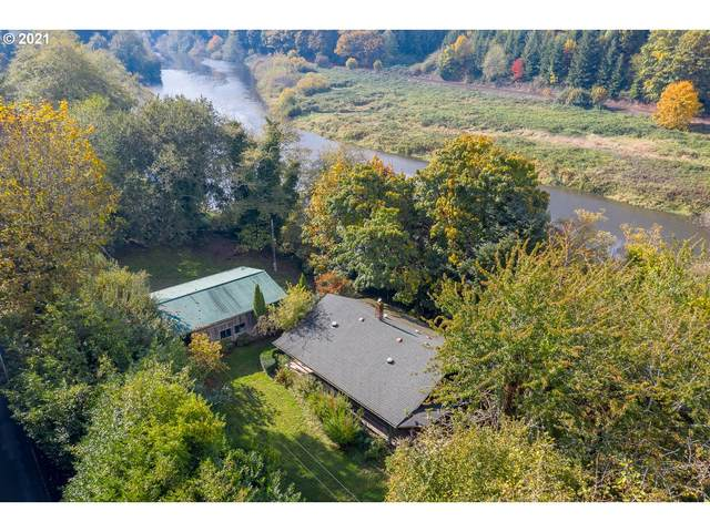 7851 Elk City Rd, Toledo, OR 97391 (MLS #21034941) :: Song Real Estate