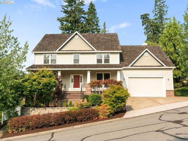 8441 NW Hawkins Blvd, Portland, OR 97229 (MLS #21035001) :: The Pacific Group