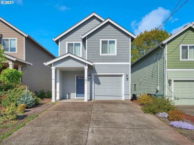 339 NW Freeman Ave, Hillsboro, OR 97124 (MLS #21035046) :: Brantley Christianson Real Estate