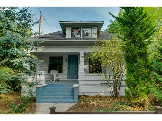 8014 N Portsmouth Ave, Portland, OR 97203 (MLS #21035063) :: Tim Shannon Realty, Inc.