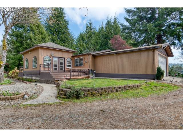 93356 Oakway Rd, Coos Bay, OR 97420 (MLS #21035158) :: Tim Shannon Realty, Inc.
