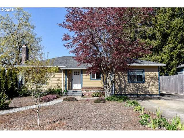 105 NE 143RD Ave A, Portland, OR 97230 (MLS #21035223) :: Premiere Property Group LLC