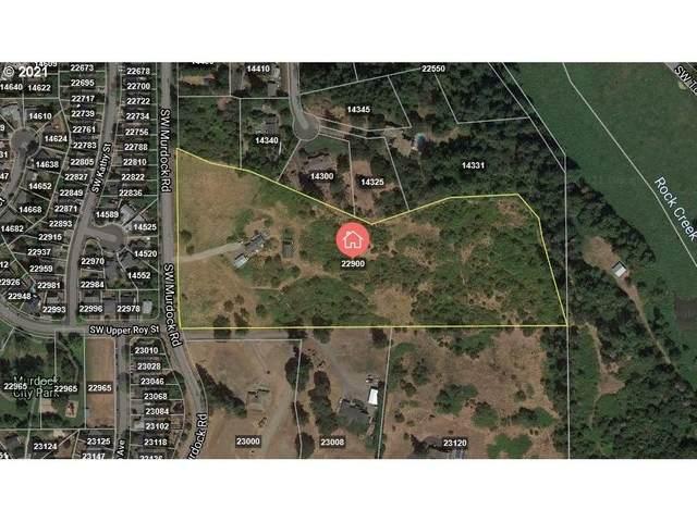 22900 SW Murdock Rd, Sherwood, OR 97140 (MLS #21035236) :: McKillion Real Estate Group