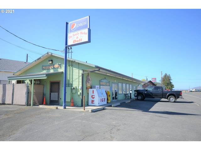 104 E First St, Rufus, OR 97050 (MLS #21035243) :: Cano Real Estate