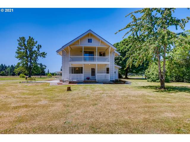6970 S Knights Bridge Rd, Canby, OR 97013 (MLS #21035323) :: Next Home Realty Connection