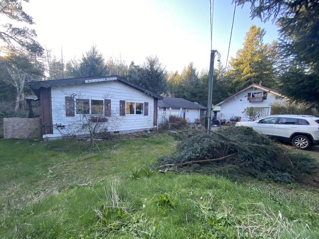 88510 N Hwy 101, Florence, OR 97439 (MLS #21035413) :: The Pacific Group