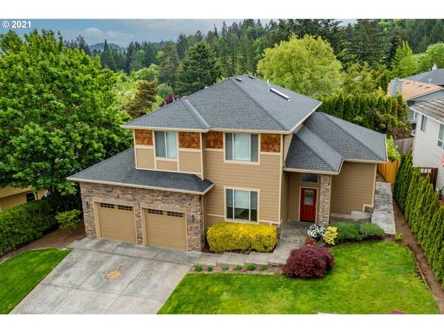 7484 SW 194TH Ter, Beaverton, OR 97007 (MLS #21035435) :: Change Realty