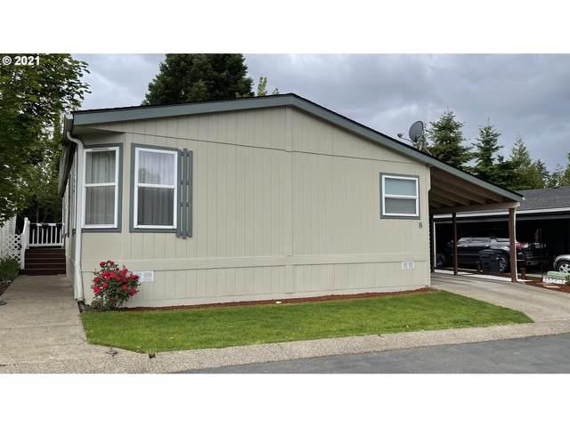 23077 SW Main St #8, Sherwood, OR 97140 (MLS #21035479) :: McKillion Real Estate Group