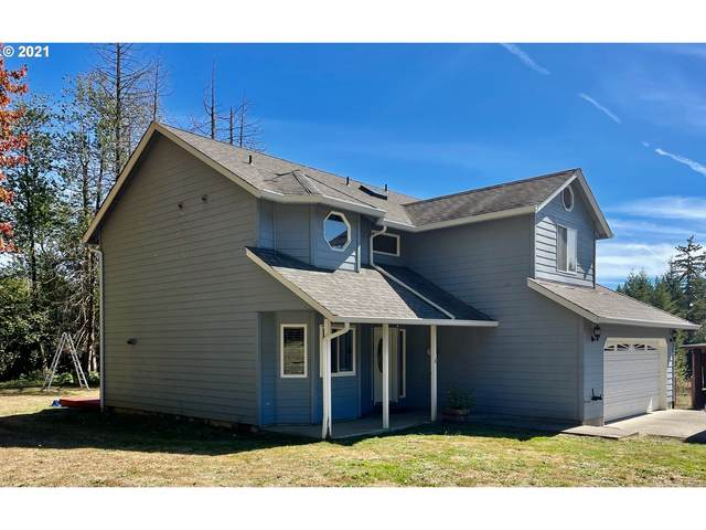 32802 Canaan Rd, Deer Island, OR 97054 (MLS #21035545) :: Townsend Jarvis Group Real Estate