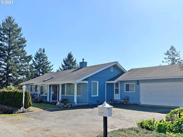 915 Ransom Ave, Brookings, OR 97415 (MLS #21035611) :: Townsend Jarvis Group Real Estate