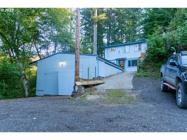 95462 Lillian Slough Ln, Coos Bay, OR 97420 (MLS #21035955) :: Real Estate by Wesley