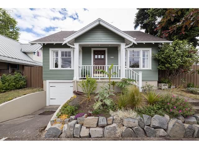 5004 N Montana Ave, Portland, OR 97217 (MLS #21036216) :: Beach Loop Realty