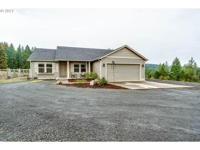 82204 Bear Creek Rd, Creswell, OR 97426 (MLS #21036380) :: Lux Properties