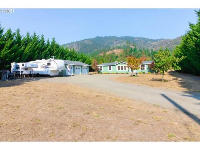 1680 North Myrtle Rd, Myrtle Creek, OR 97457 (MLS #21036684) :: McKillion Real Estate Group