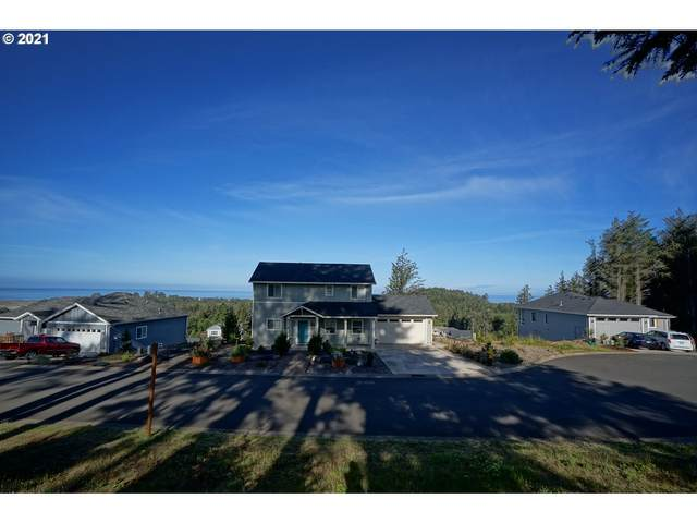 SE Keel Way #61, Lincoln City, OR 97367 (MLS #21036785) :: The Pacific Group