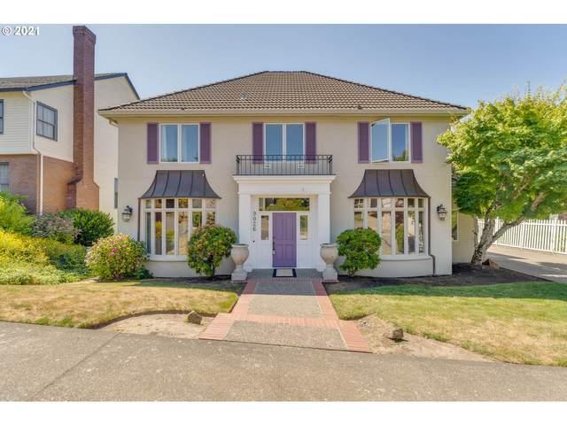 9026 NW Wood Rose Loop, Portland, OR 97229 (MLS #21036922) :: Holdhusen Real Estate Group