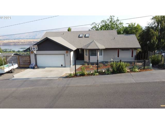 2617 E 10TH, The Dalles, OR 97058 (MLS #21036977) :: Beach Loop Realty