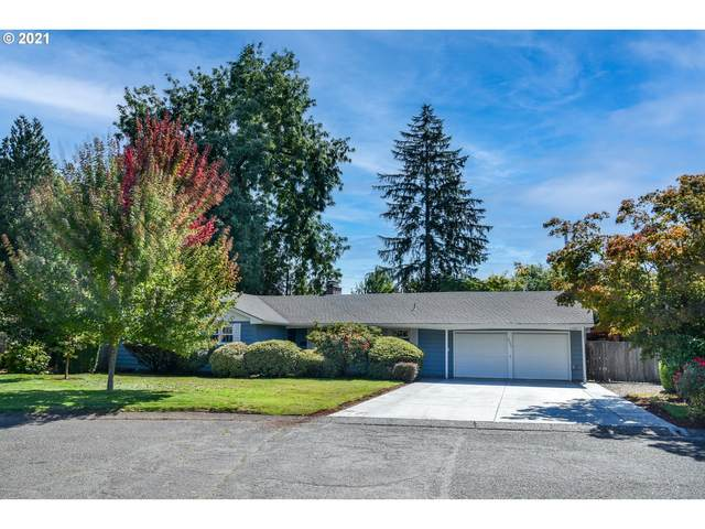 2350 Oakway Ter, Eugene, OR 97401 (MLS #21037035) :: The Pacific Group