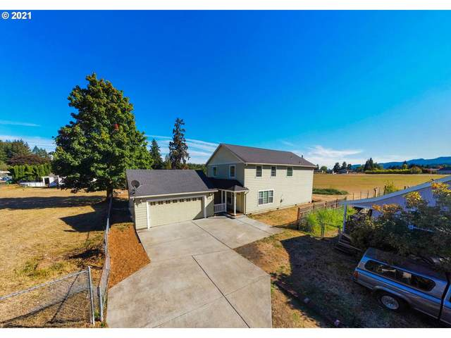 33390 SW Rogers Rd, Scappoose, OR 97056 (MLS #21037179) :: Townsend Jarvis Group Real Estate