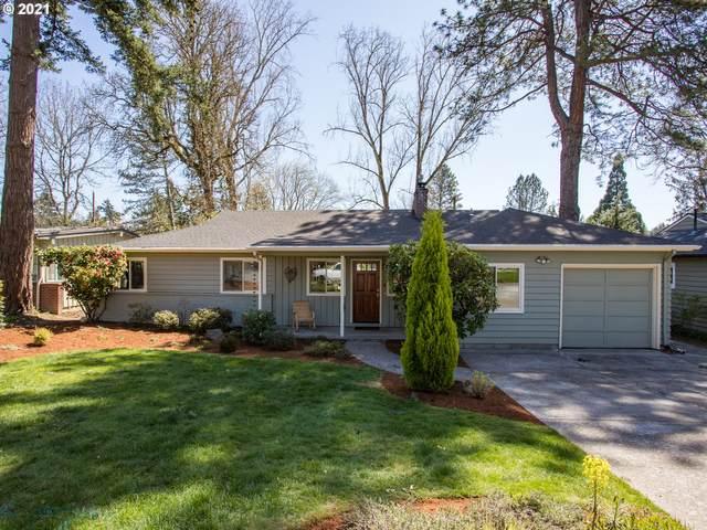 12200 SW Faircrest St, Portland, OR 97225 (MLS #21037206) :: Duncan Real Estate Group