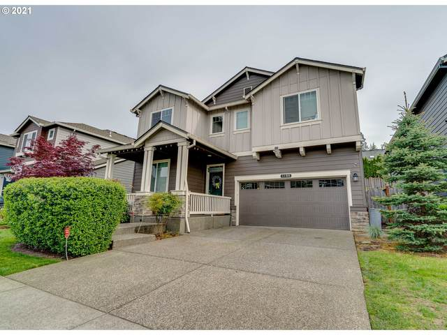 1106 Stonewall Ave, Forest Grove, OR 97116 (MLS #21037390) :: The Pacific Group