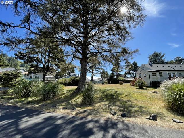 NW Spencer, Depoe Bay, OR 97341 (MLS #21037394) :: Song Real Estate