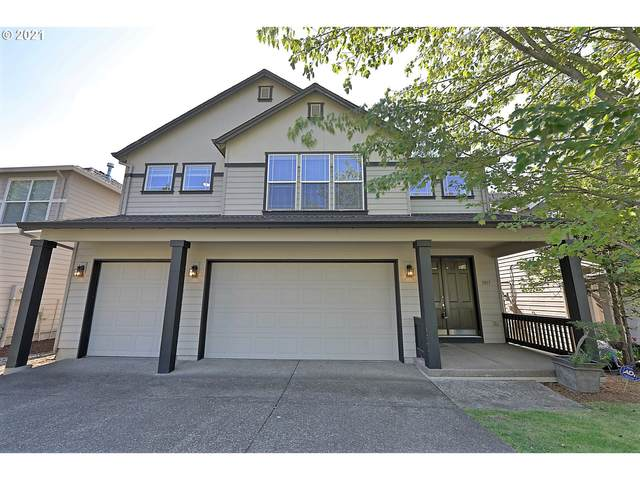 5053 NW Bannister Dr, Portland, OR 97229 (MLS #21037575) :: Beach Loop Realty
