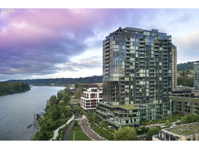 841 S Gaines St #1408, Portland, OR 97239 (MLS #21037628) :: Cano Real Estate