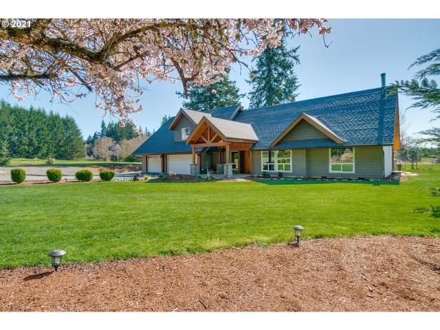 47280 SE Coalman Rd, Sandy, OR 97055 (MLS #21037643) :: Premiere Property Group LLC