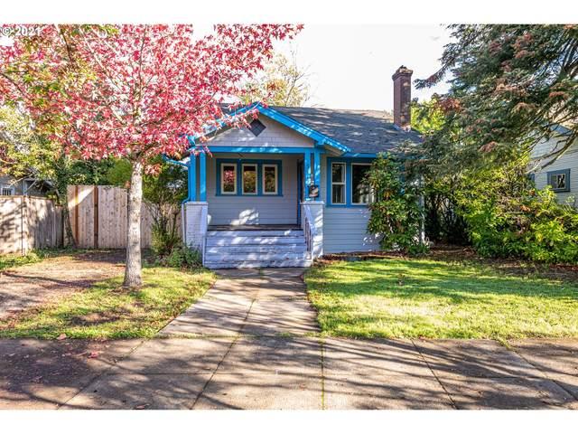 7113 NE Klickitat St, Portland, OR 97213 (MLS #21037988) :: The Haas Real Estate Team