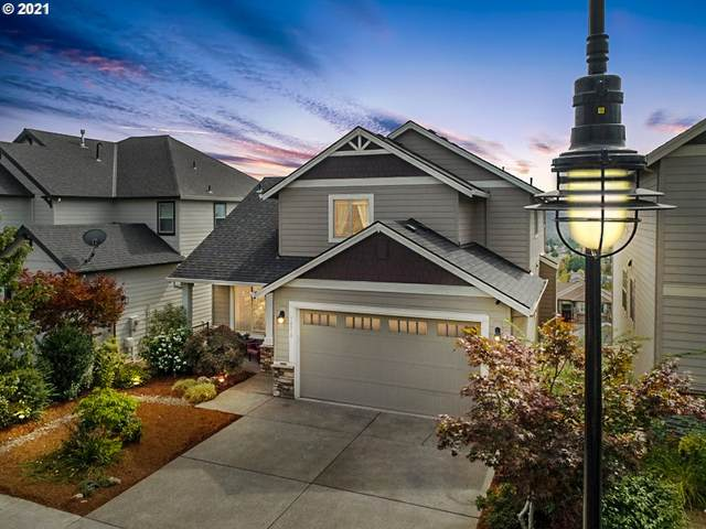 14818 SE Page Park Ct, Happy Valley, OR 97086 (MLS #21038469) :: Holdhusen Real Estate Group