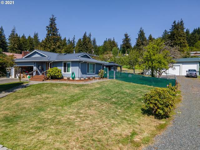 1320 N Gould St, Coquille, OR 97423 (MLS #21038821) :: Holdhusen Real Estate Group